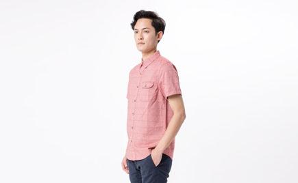 刘潭服装谈纯棉短袖衬衫保养方法