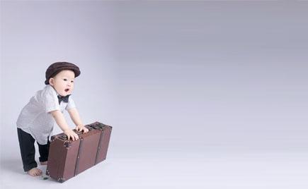 生长期儿童的特点及童装加工的要求