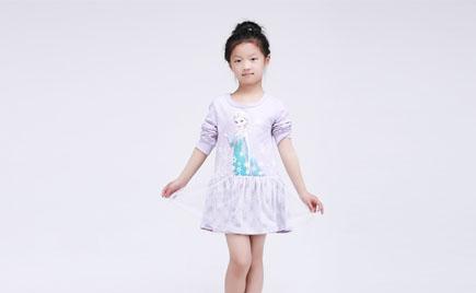 """童装加工厂刘潭服装提醒您选童装不要拼""""颜值"""""""