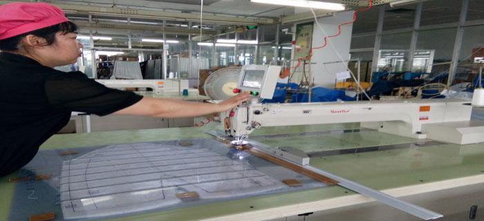 变革创新:刘潭服装加工企业的必由之路