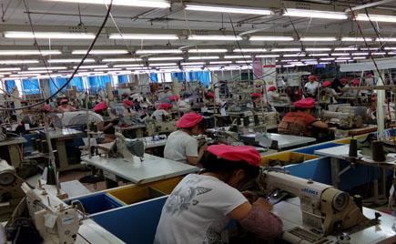 刘潭服装:推动式单件流在现代生产管理中的意义