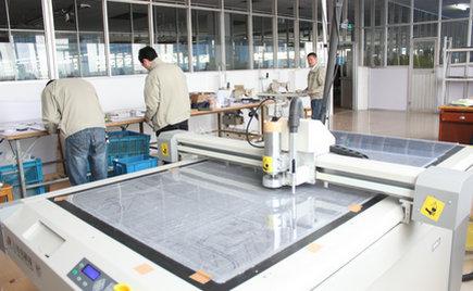回望,模板技术在服装加工中的发展