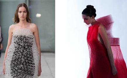 服装加工:缥缈的梦幻——服装3D打印技术