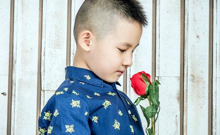 童装加工:精致的童装搭配  满满的父母力