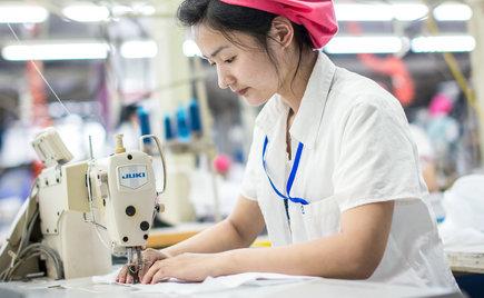 """刘潭服装""""工匠精神"""",是传统工艺输入新鲜血液的途径之一"""