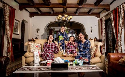 2017年,刘潭服装就从撸起袖子开始加油干!