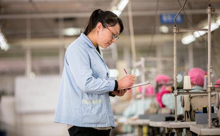 服装生产加工管理现场7S标准,你是尽力而为还是全力以赴