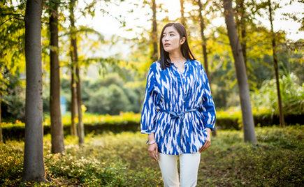 """刘潭服装:衬衫年轻的打开方式,让看到你的人告别""""春困"""""""