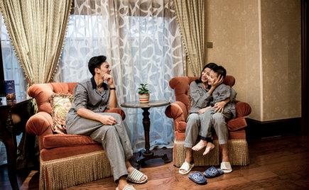 睡衣加工:刘潭服装设立睡衣样品间的必要性