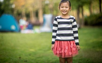 刘潭服装:关注DISNEY童装,主要还是看面料