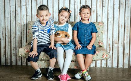 童装加工:Jacadi,陪伴孩子们的童年
