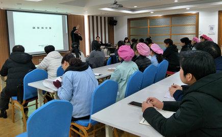 刘潭服装邀请日本株式会社专家参加缝制规则交流沙龙