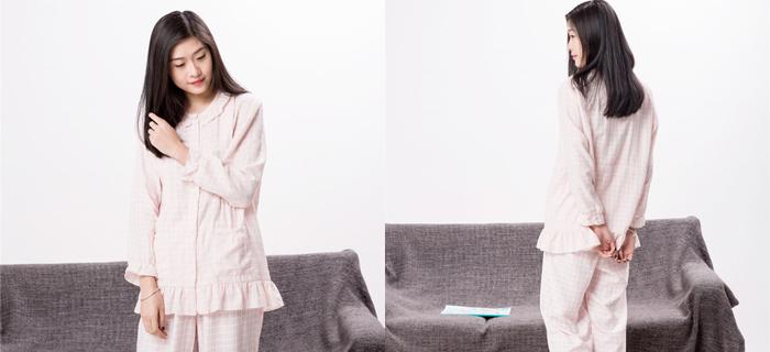 梭织人棉睡衣加工