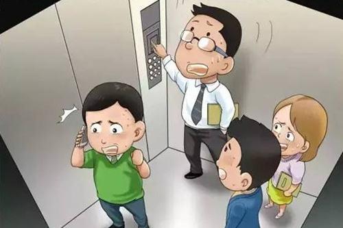 刘潭服装加工厂 开展电梯安全应急救援演练