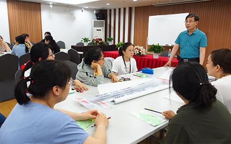 刘潭服装厂职业技能培训——为企业赋能