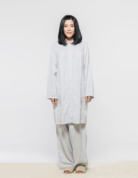 有机棉哺乳睡衣