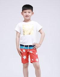 男童沙滩裤
