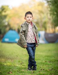 男童休闲外套