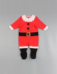 圣诞儿童连体服